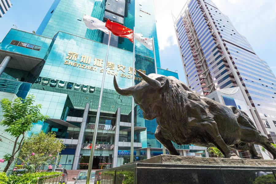 China - Stock market