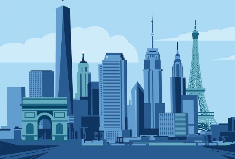 NYC Paris PropTech