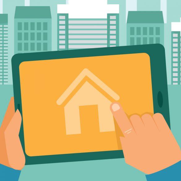 apartment rental technology