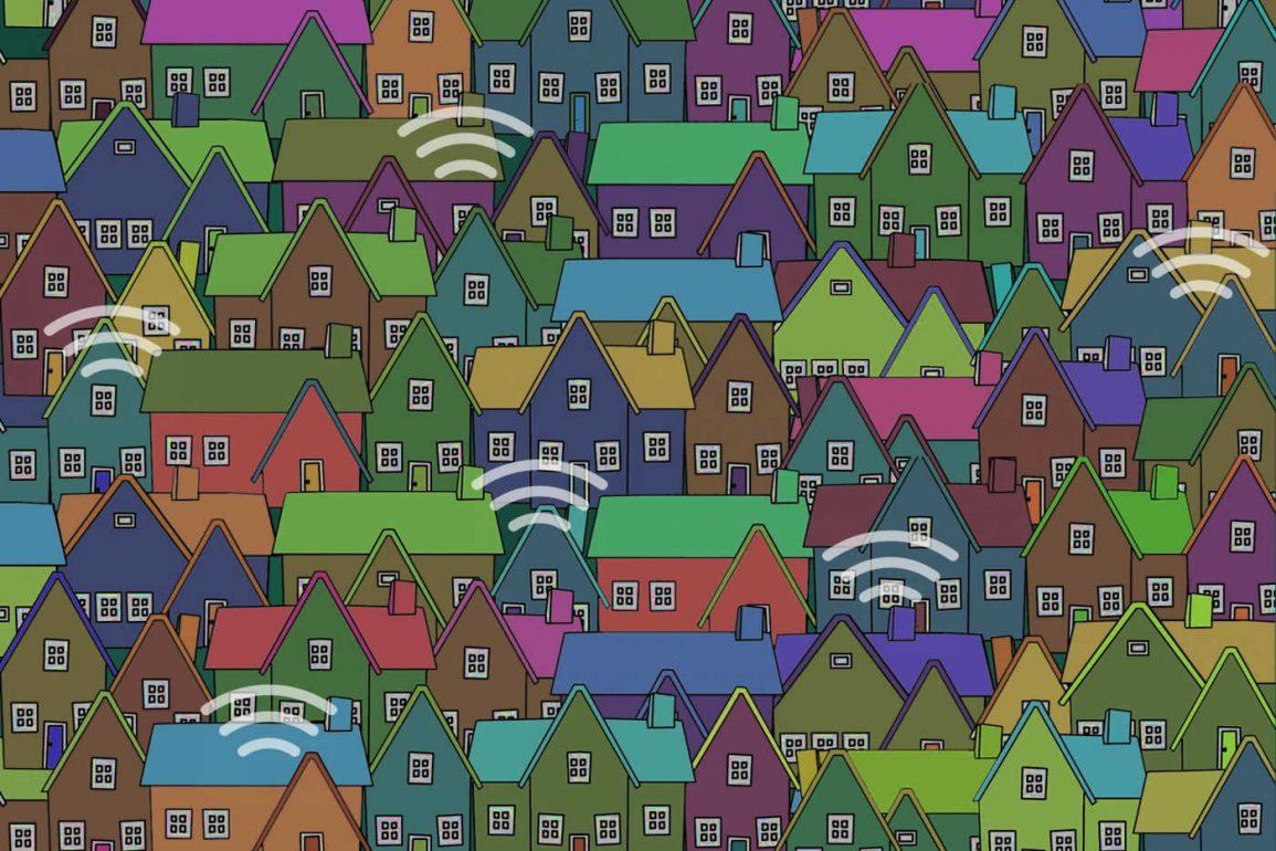 smart neighborhood