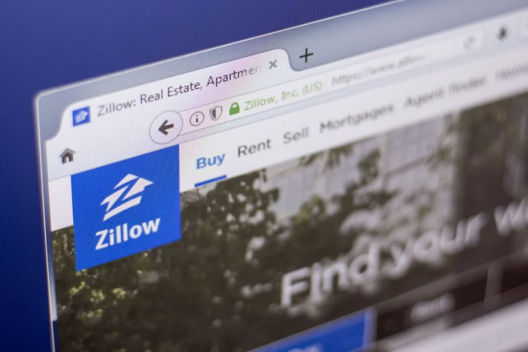 Zillow mortgage