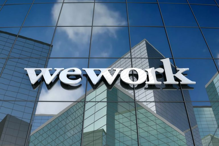 WeWork's Distinction as a Real Estate Company Might Have