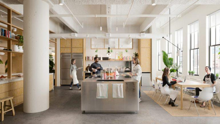 WeWork Food Labs
