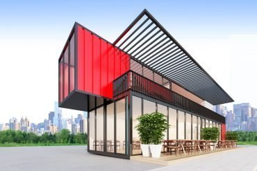 shipping container modular construction