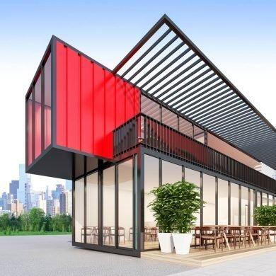 shipping container modular construction