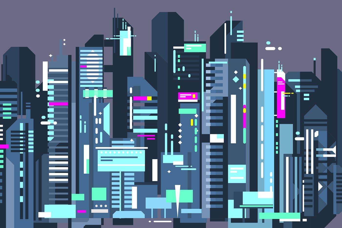 Skyscraper - Urban design