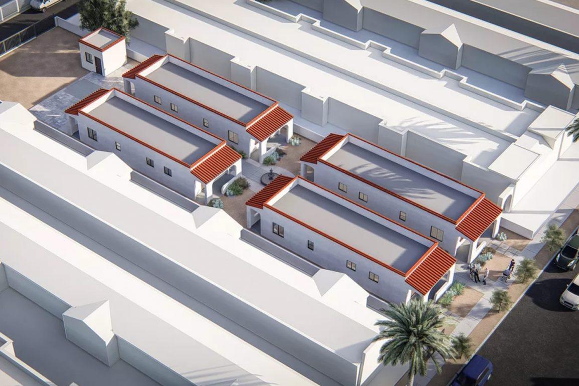 Residential area - Urban design