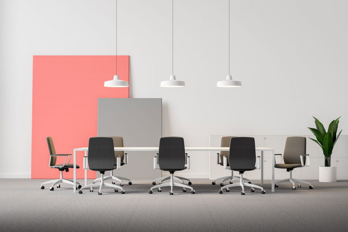 Interior Design Services - Office Chair