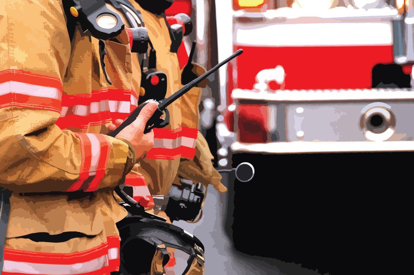 Firefighter - Fire