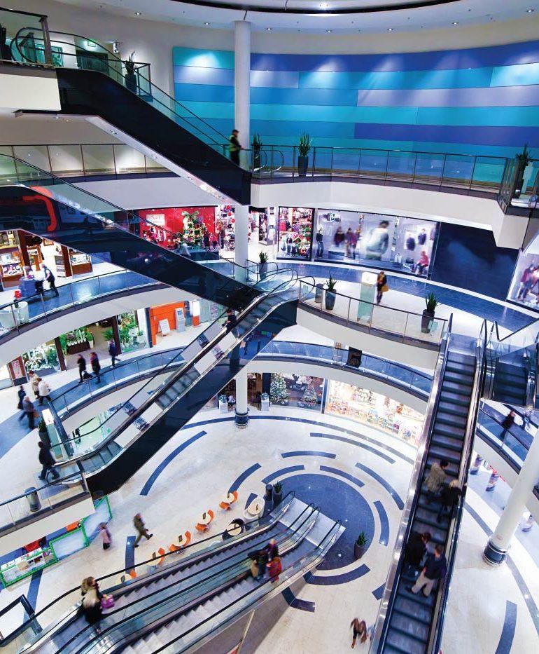 Shopping Centre - Shopping
