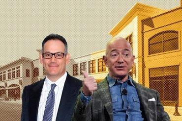 David Simon - Jeff Bezos