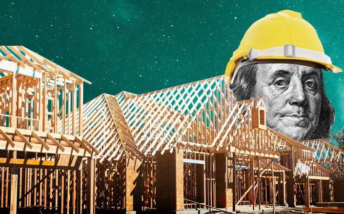 Construction - Construction worker