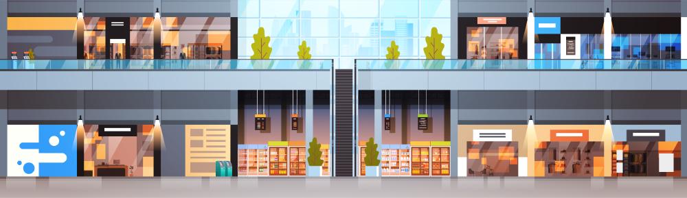 Retail - Shopping Centre