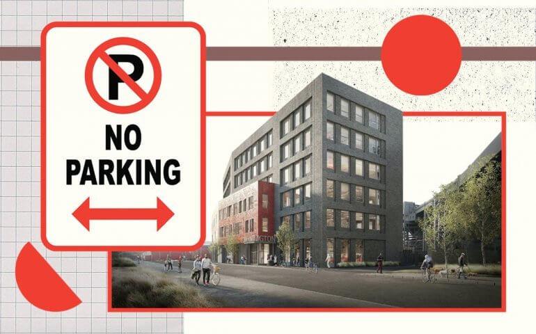 Blackstone - Parking