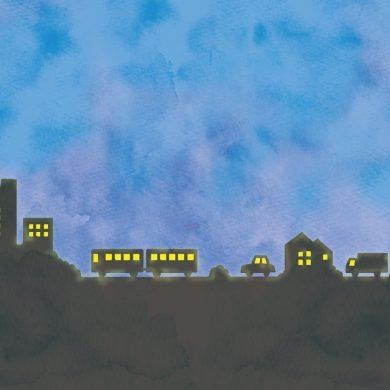Transit-oriented development - Smart city