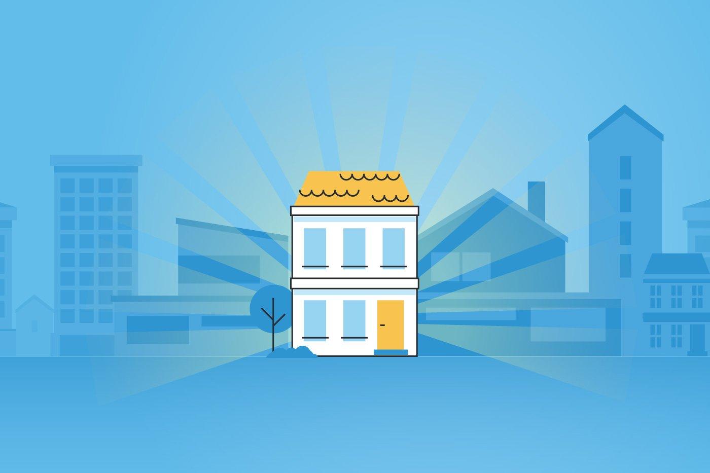 single family rental portfolio